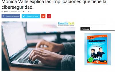Colaborum, medio especializado en economía colaborativa, trata el GuíaBurros: Ciberseguridad